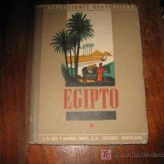 Libros de segunda mano: EGIPTO. Lote 7841354