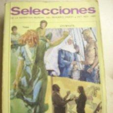 Libros de segunda mano: SELECCIONES DE LA NARRATIVA MUNDIAL DEL READER´S DIGEST. OCT-NOV 1980.. Lote 25728427