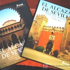 Libros de segunda mano: EL ALCAZAR DE SEVILLA, BAJO LOS AUSTRIAS, A. MARTIN FIDALGO. CUIDADA EDICION EN DOS LUJOSOS TOMOS.. Lote 26987822