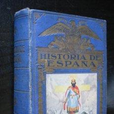Libros de segunda mano: HISTORIA DE ESPAÑA, POR AGUSTÍN BLÁNQUEZ FRAILE, SOPENA, 1940.. Lote 26449009