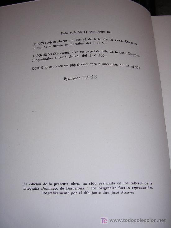 Libros de segunda mano: RAMON PIÑOL ANDREU, HERALDICA DE LA CATEDRAL DE BARCELONA, MUY ILUSTRADO, NUMERADO, 1948 - Foto 2 - 13973850