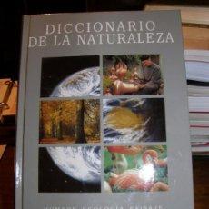 Libros de segunda mano: DICCIONARIO DE LA NATURALEZA. Lote 27564348