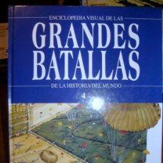 Libros de segunda mano: GRANDES BATALLAS DE LA HISTORIA Nº4 . Lote 27564343