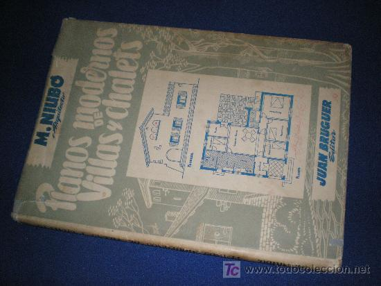 Planos modernos de villas y chalets por arqui comprar for Planos de chalets modernos