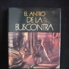 Libros de segunda mano: EL ANTRO DE LA BUSCONTRA, VICTOR CLAUDIN, MONDADORI. 1ED.1989, . Lote 7475617