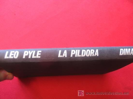 LA PILDORA Y EL CONTROL DE LA NATALIDAD - AÑO 1966 (Libros de Segunda Mano - Ciencias, Manuales y Oficios - Otros)