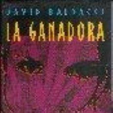 Libros de segunda mano: LA GANADORA POR DAVID BALDACCI DE CÍRCULO DE LECTORES EN BARCELONA 1998. Lote 17636616