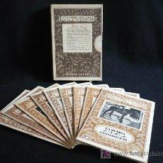 Libros de segunda mano: ESTUCHE CATECISMO DEL AGRICULTOR Y GANADERO. SERIE XI. ZOOTECNIA Y VETERINARIA. 9 VOL. . Lote 27572460