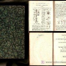 Libros de segunda mano: 1949 TRATADO DE LAS MATERIAS PRIMAS NATURALES 1ªEDICIÓN, ESCOLAR. Lote 152541241