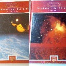 Libros de segunda mano: LA GÉNESIS DEL UNIVERSO 2 TOMOS, EDICIONES DEL PRADO. Lote 27022471