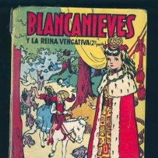 Libros de segunda mano: BLANCANIEVES Y LA REINA VENGATIVA. COLECCION INFANCIA. EDITORIAL BRUGUERA.. Lote 14566085
