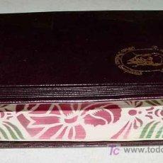 Libros de segunda mano: OBRA COMPLETA DE RAMON DE CAMPOAMOR - CANTO DECORADO TAL COMO SE VE EN LAS FOTOS - EDITADA POR AGUIL. Lote 26656482