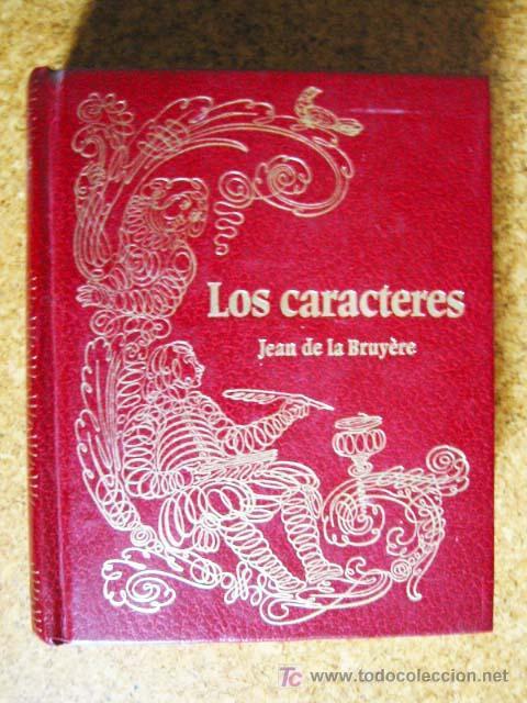 Libros de segunda mano: LOS CARACTERES, por JEAN de la BRUYÈRE y por TEOFRASTO - Foto 2 - 26956168