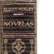 Libros de segunda mano: ALDOUS HUXLEY: NOVELAS. TOMO II (BARCELONA, 1958) ED. PLANETA. COLECCIÓN ESCRITORES CONMTEMPORÁNEOS. Lote 21429446