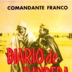 Libros de segunda mano: DIARIO DE UNA BANDERA -POR COMANDANTE FRANCO (FRANCISCO) GASTOS DE ENVIO GRATIS GUERRA DE MARRUECOS. Lote 295588643