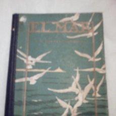 Libros de segunda mano: EL MAR 1 DE CAPITÁN ARGÜELLO (1942) (SEIX BARRAL). Lote 11272425