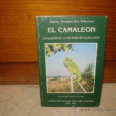 Libros de segunda mano: FEDERICO FERNANDEZ RUIZ HENESTROSA - EL CAMALEÓN - FUNDACIÓN ALCALDE ZOILO RUIZ MATEOS 1986. Lote 7996371