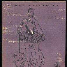 Libros de segunda mano: TEMAS ESPAÑOLES, DON JUAN DE AUSTRIA, N 181, 1.955. Lote 9661871