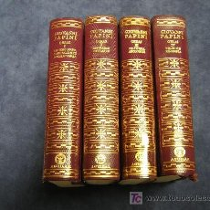 Libros de segunda mano: GIOVANNI PAPINI. OBRAS. TOMO I, II, III Y IV. EDICION AGUILAR 1957. Lote 24173324
