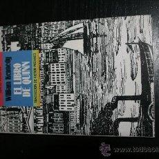 Libros de segunda mano: EL LIBRO DE QUINN. WILLIAM KENNEDY. Lote 8267283