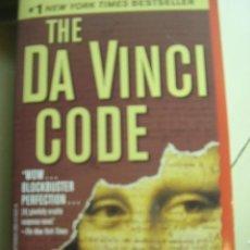 Libros de segunda mano: THE DA VINCI CODE, DE DAN BROWN. AÑO 2003, PRINTED IN THE UNITED STATES OF AMERICA. LIBRO EN INGLÉS.. Lote 25757331