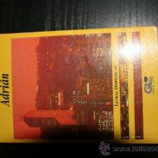 Libros de segunda mano: ADRIAN. ENRIQUE LARROQUE. Lote 8353095