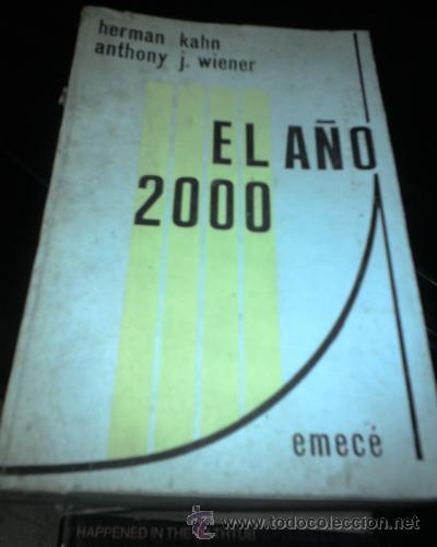 LIBRO EL AÑO 2000 EDICIÓN ARGENTINA (Libros de Segunda Mano - Pensamiento - Otros)