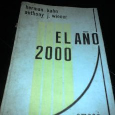 Libros de segunda mano: LIBRO EL AÑO 2000 EDICIÓN ARGENTINA. Lote 26555517