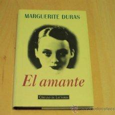 Libros de segunda mano: LIBRO EL AMANTE - . Lote 27115748