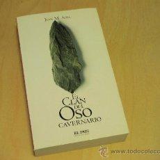 Libros de segunda mano: LIBRO EL CLAN DEL OSO CAVERNARIO -. Lote 8405054