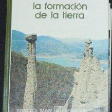 Libros de segunda mano: BIBLIOTECA SALVAT DE GRANDES TEMAS. Nº 3. LA FORMACION DE LA TIERRA. Lote 8423481