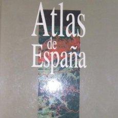 Libros de segunda mano: ATLAS DE ESPAÑA. TOMO 1. A-ATLA-022. Lote 3393293