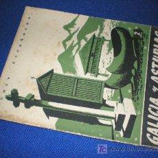 Libros de segunda mano: GALICIA Y ASTURIAS - TEMAS ESPAÑOLES Nº 59 - PUBLICACIONES ESPAÑOLAS 1953. Lote 8601543