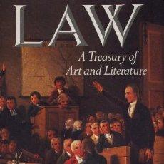 Libros de segunda mano: LAW. TREASURY OF ART AND LITERATURE (DE-1). Lote 3435484