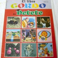 Libros de segunda mano: FASCÍCULO LIBRO GORDO DE PETETE Nº 6 TOMO LILA EDITORIAL PTTSA 1981. Lote 8631491