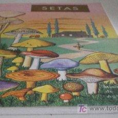 Libros de segunda mano: SETAS – MINISTERIO DE AGRICULTURA.. Lote 8633316