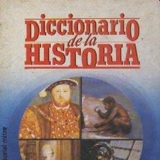 Libros de segunda mano: DICCIONARIO DE HISTORIA (H-141). Lote 8378980