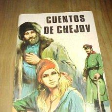 Libros de segunda mano: CUENTOS DE CHEJOV. PRODUCCIONE EDITORIALES. 1972.. Lote 8696249