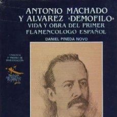 Libros de segunda mano: ANTONIO MACHADO Y ALVAREZ . Lote 3433911