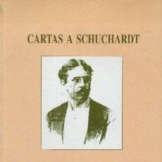 Libros de segunda mano: CARTAS A SCHUCHARDT (FL-095). Lote 211472601
