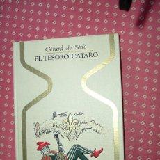 Libros de segunda mano: EL TESORO CATARO. Lote 26926406