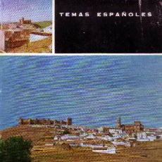 Libros de segunda mano: BAÑOS DE LA ENCINA Y SU CASTILLO A/ TESP- 039. Lote 4860265