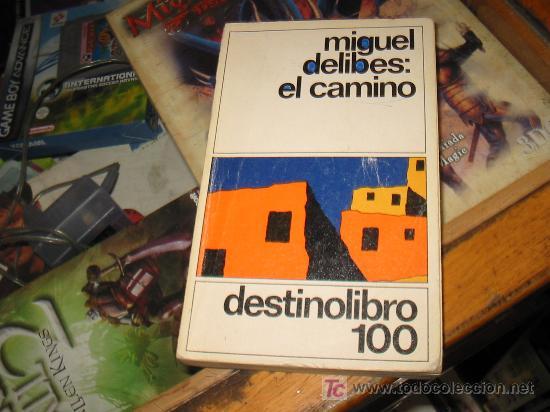 Miguel delibes : el camino,destino libro 100 - Vendido en