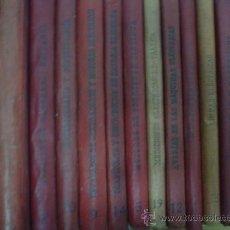 Libros de segunda mano: FRANCISCO VILLAVERDE: MOTORES DE CORRIENTE CONTINUA. BIBLIOTECA DEL ELECTRICISTA PRÁCTICO TOMO 5. Lote 17346940