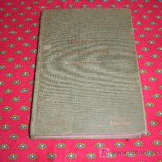 Libros de segunda mano: * ALGEBRA Y TRIGONOMETRÍA (SOLUCIONARIO). D. BRUÑÓ, 1969, 239 PP. Lote 21465405