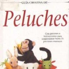 Libros de segunda mano: GUIA CREATIVA DE PELUCHES (CO-24). Lote 49170664