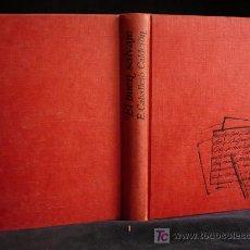 Libros de segunda mano: EL BUEN SALVAJE. EDUARDO CBALLERO CALDERON. PREMIO NADAL 1965 ED.DESTINO 278 PAG. Lote 8946597