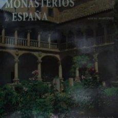 Libros de segunda mano: MONASTERIOS DE ESPAÑA (AQ-8). Lote 3435693