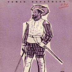 Libros de segunda mano: ROMANTICISMO ESPAÑOL (A/ TESP- 080). Lote 4863138
