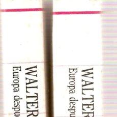 Libros de segunda mano: EUROPA DESPUES DE HITLER. WALTER LAQUEUR. Lote 9012605